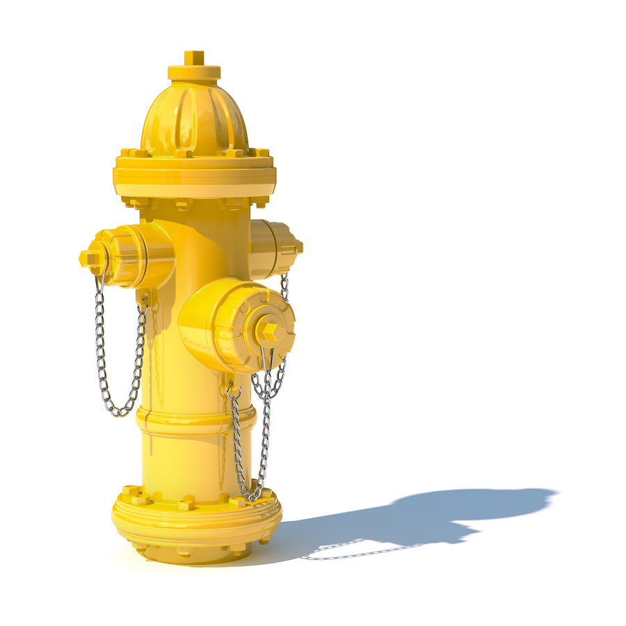 Viewing Gallery For - Yellow Fire Hydrant